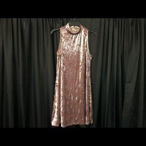 Women's/ Juniors Velvet Dress Size XL